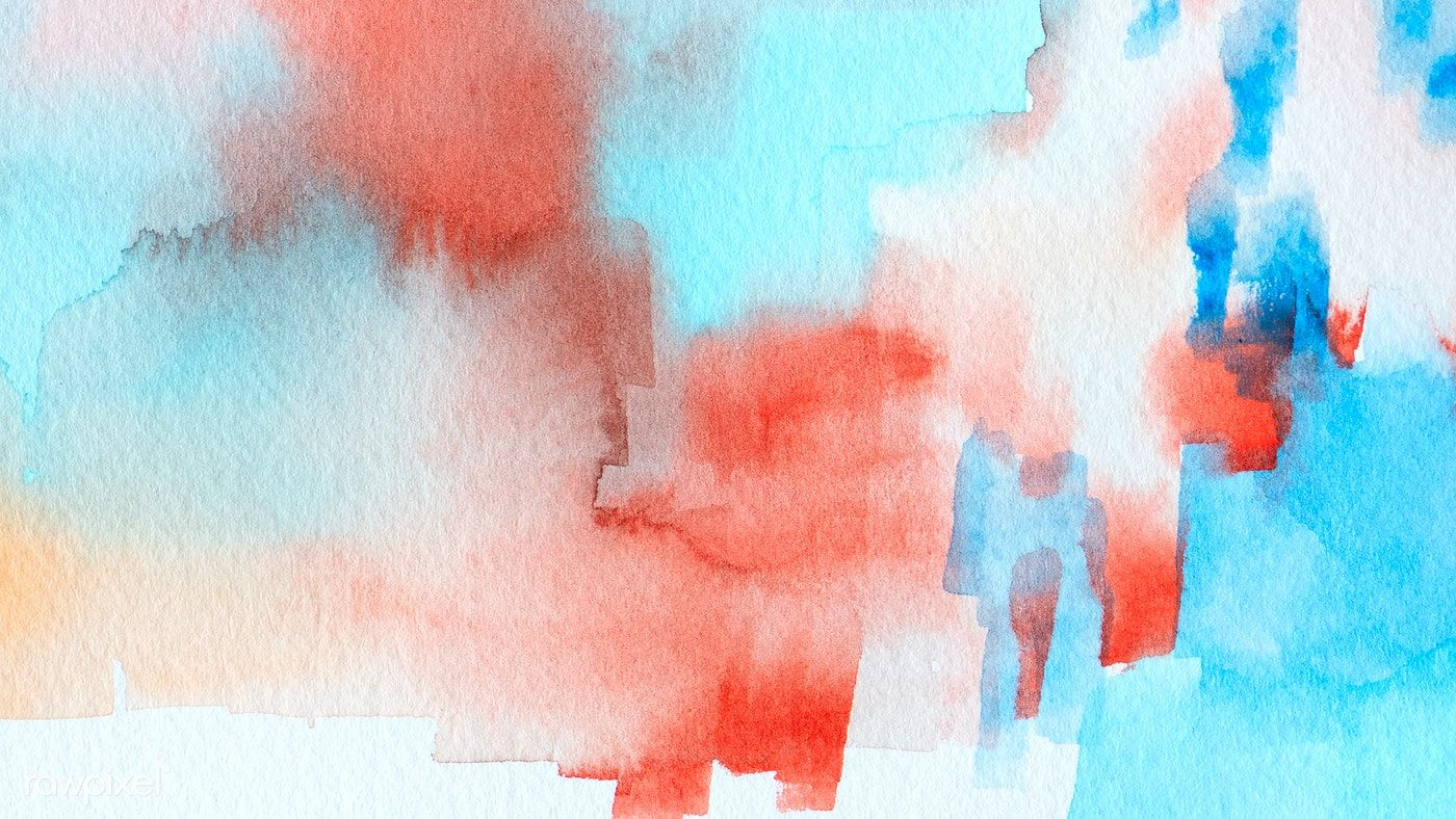 download premium illustration of abstract blue and red watercolor stain in 2020 abstract watercolor background watercolor pinterest