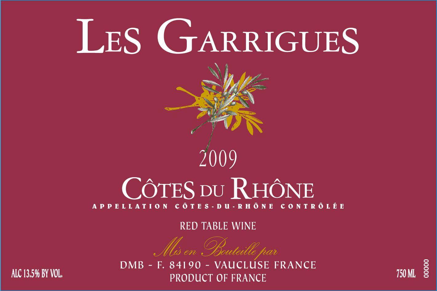 Cotes Du Rhone My Favorite Fine Wine And Spirits