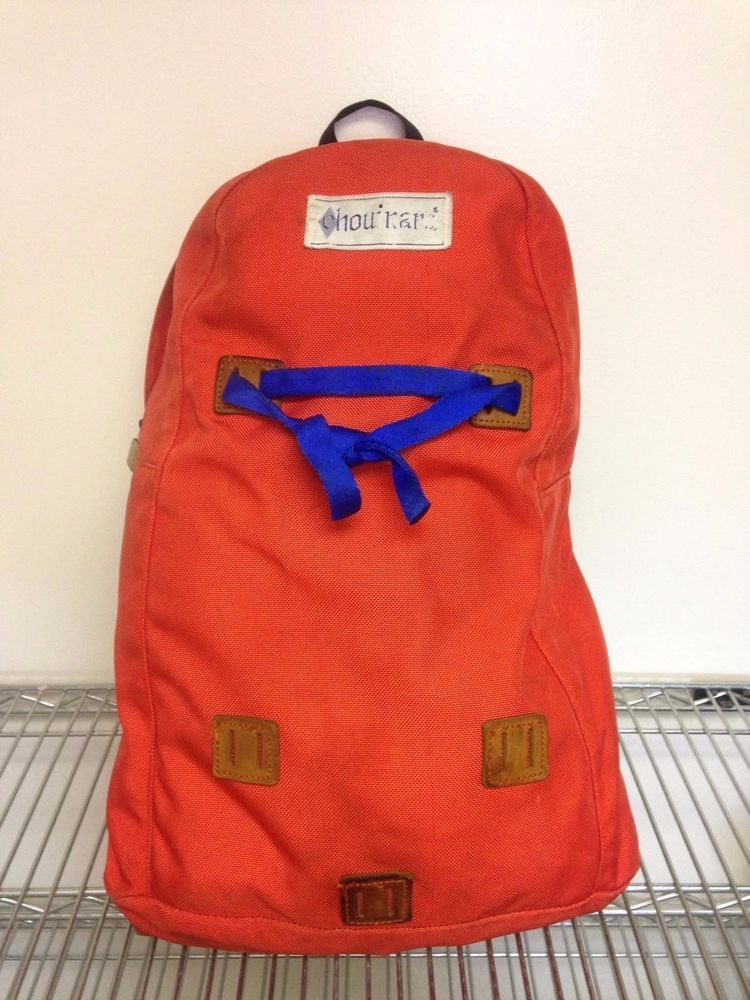 7b9f10275 Details about RARE Vintage Chouinard Creag Dubh Teardrop Daypack ...