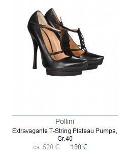#pollini @ http://www.mymint-shop.com/woman/shoes.html