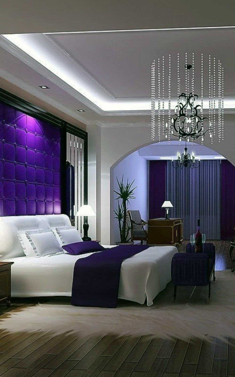 35 Romantic Apartment Bedroom for Small Spaces Ideas ...