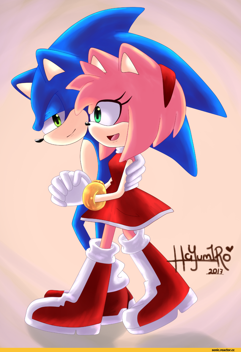amy rosesonic the hedgehog works archive of our own - HD3431×4949