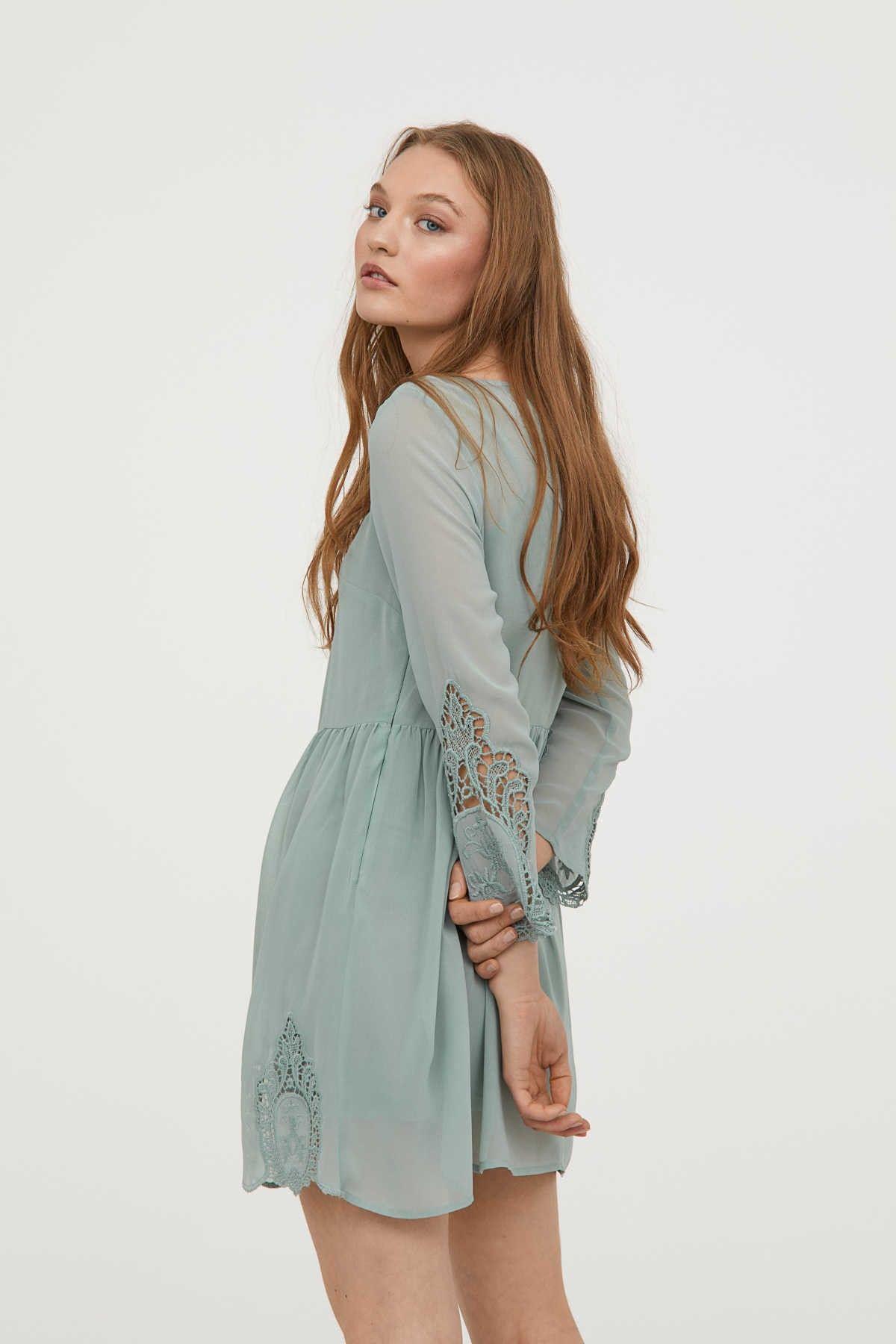 Erstaunlich H&M Online Bestellen Kleider Fotos - Bilder ...