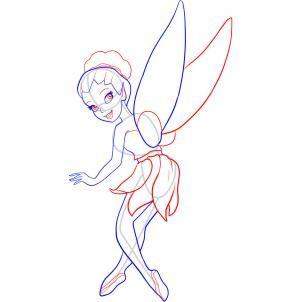 Disney - How to Draw fairy