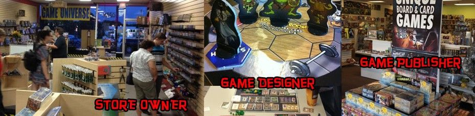 So you want to be a tabletop game designer Game design
