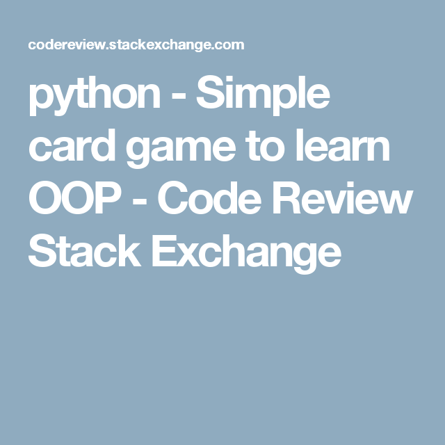 Simple Python Text Game