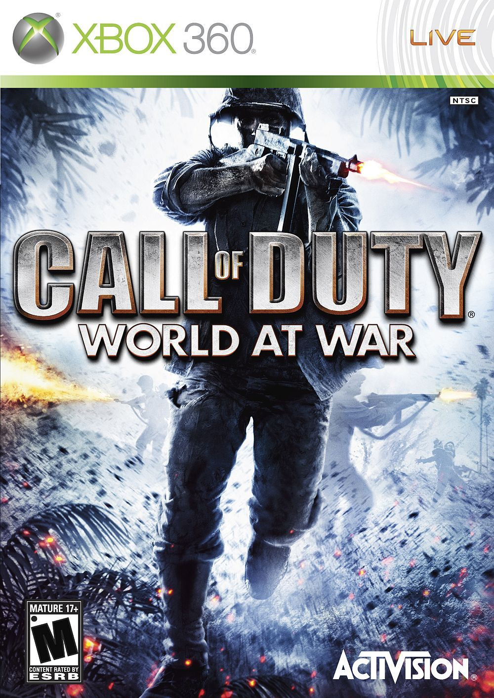 Call of Duty World at War Xbox