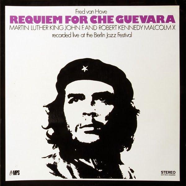 Fred Van Hove Wolfgang Dauner Requiem For Che Guevara Psalmus Spei Mps 1968 Che Guevara