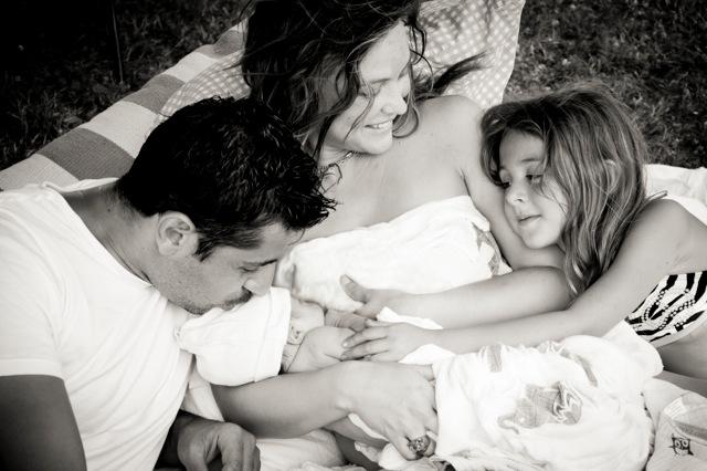 family.   photo ©Mary Beth Anderson