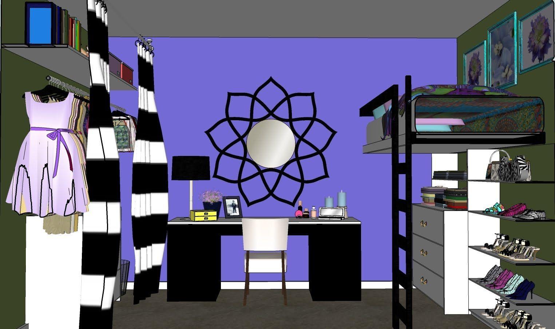 Tiny Bedroom Tour Courtney S Room: TINY Filipino Bedroom