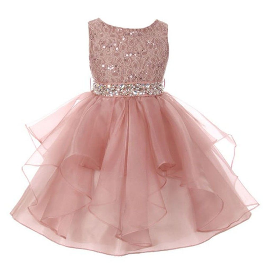 My Best Kids Little Girls Blush Pink Lace Crystal Tulle Ruffle Flower Girl Dress Walmart Com Ruffle Flower Girl Dress Elegant Flower Girl Dress Blush Flower Girl Dresses [ 1001 x 1001 Pixel ]