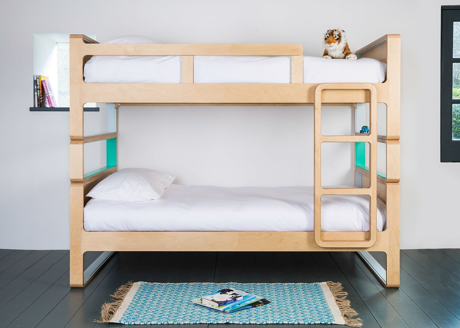 Best Stylish And Superbly Comfortable Full Size Bunk Beds With 400 x 300
