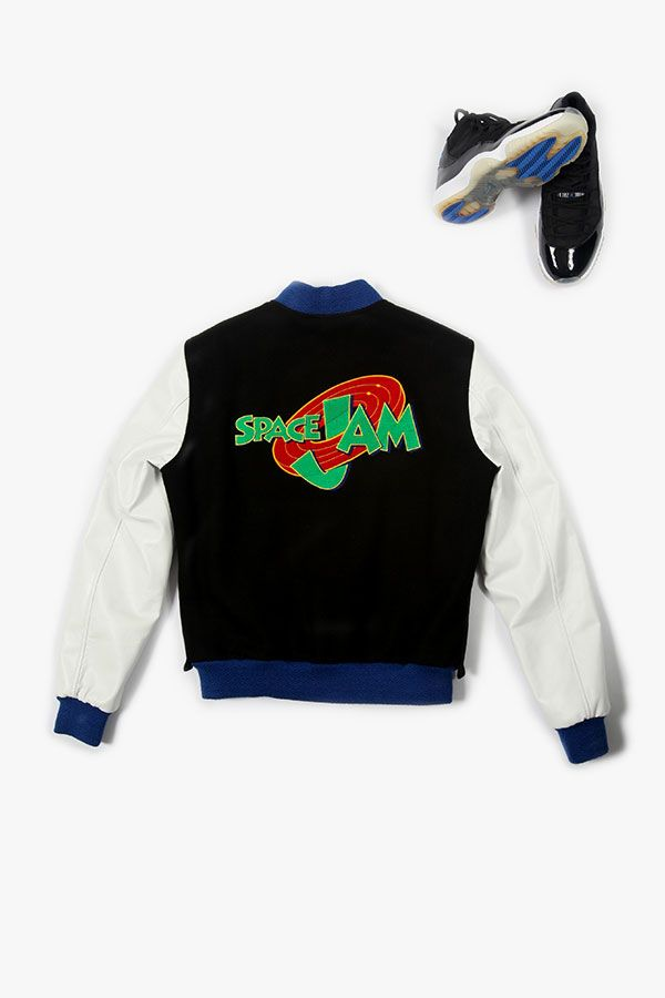 c5d51102d19ffb Clothsurgeon Bespoke  Space Jam  Jacket