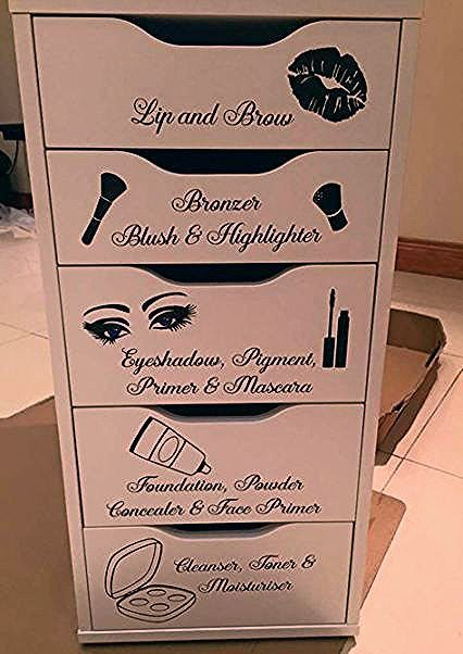 Photo of Makeup Storage Ideas Drawers Make Up 19+ Ideas