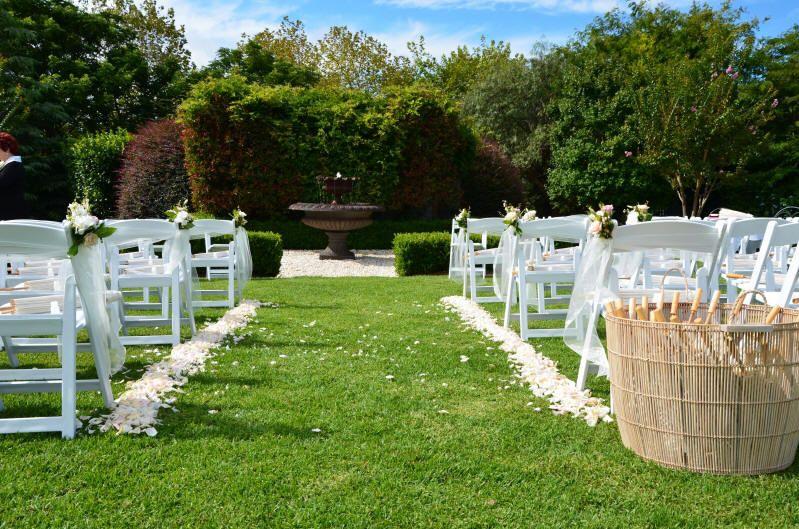 Garden Ceremony At Bells Killcare