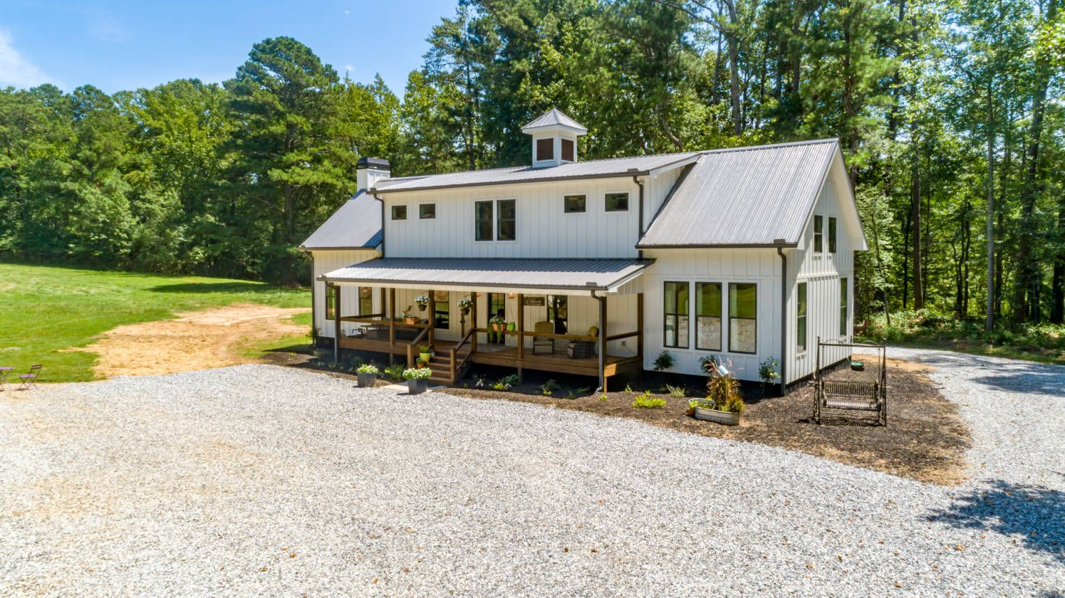 Equestrian estate for sale in forsyth county
