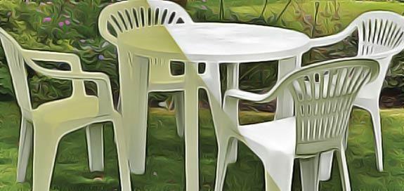 Déjaunir les chaises de jardin | Astuces | Outdoor furniture ...