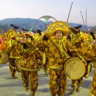 Rio's Carnaval. Salgueiro!