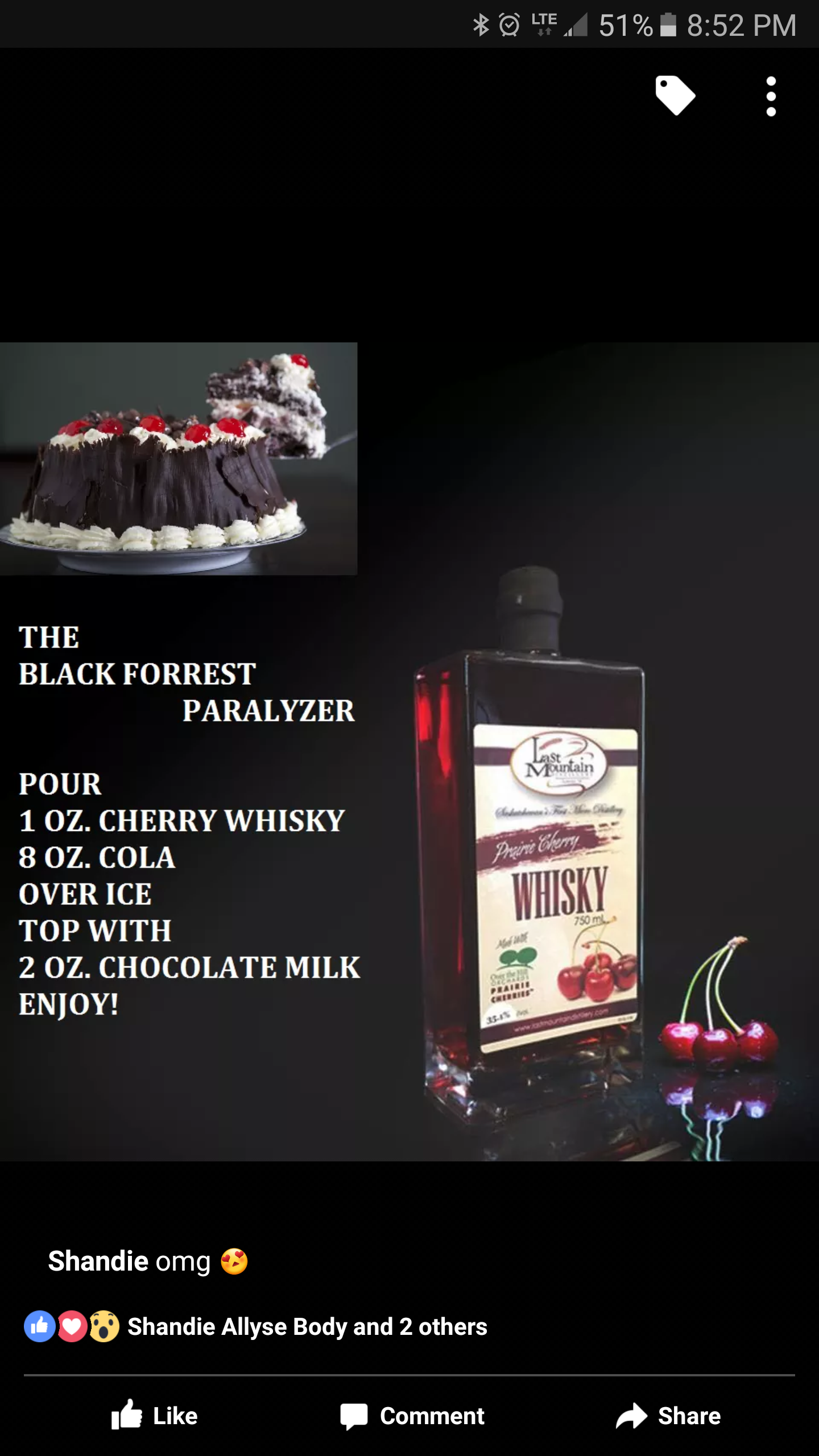 Black Forest Payalyzer