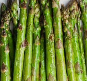 Food Guy :: Asparagus with Olive Oil