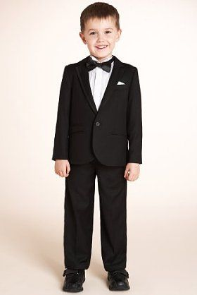 Tuxedo for pageboy