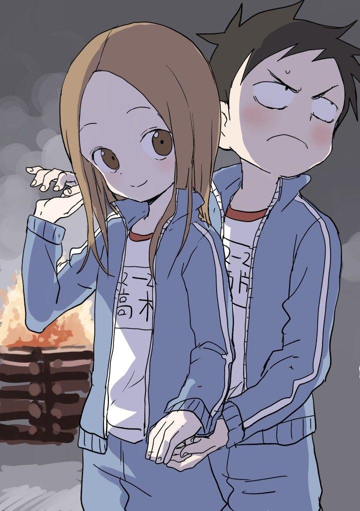 Karakai by yamamoto souichirou Anime, Animação
