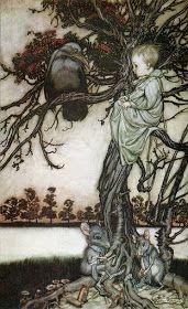 A Polar Bear's Tale: ...in the Rowan tree...