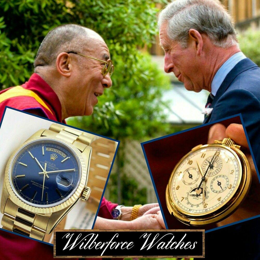 Image result for Dalai Lama Rolex