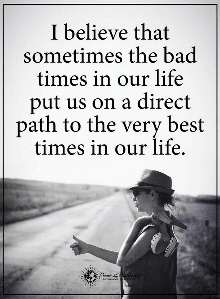 Quotes The Bad Times Put You To The Best Times Wait Patiently Inspirational Quotes Motivation Positive Quotes Motivation Bad Timing