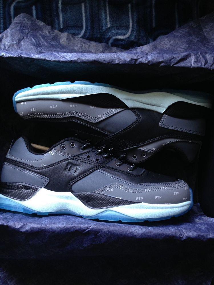 innovative design 29d51 4d06b FTP x DC E. Tribeka black Size 8.5  fashion  clothing  shoes  accessories   mensshoes  athleticshoes (ebay link)