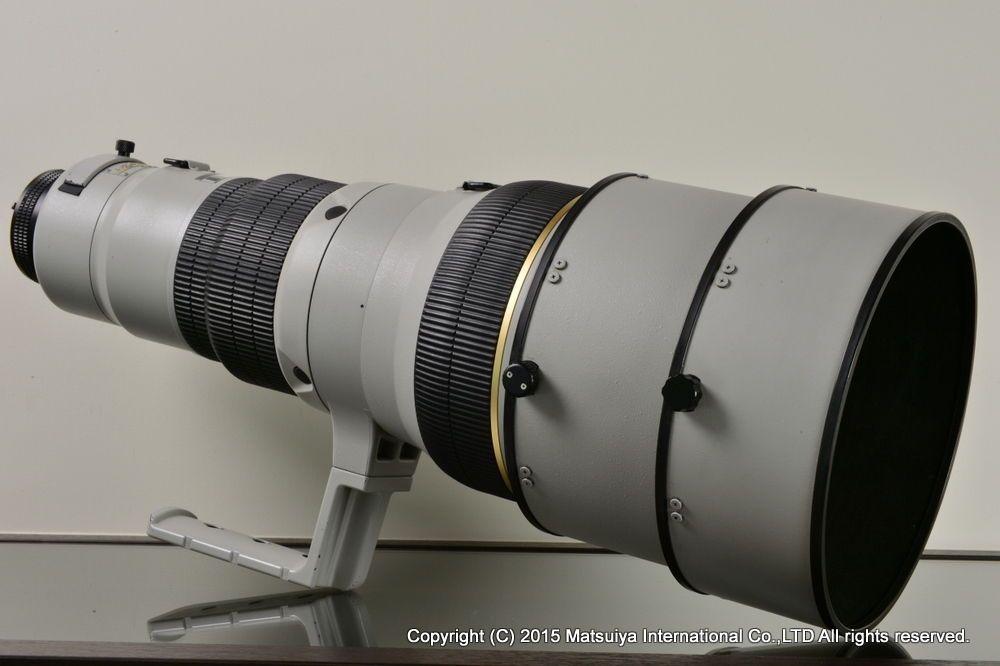 Nikon Af S Nikkor Ed 400mm F 2 8d Swm If Light Grey Excellent Nikon Light Grey Nikon Camera Nikon