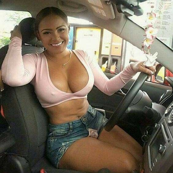 Me Sexy crazy drive lady