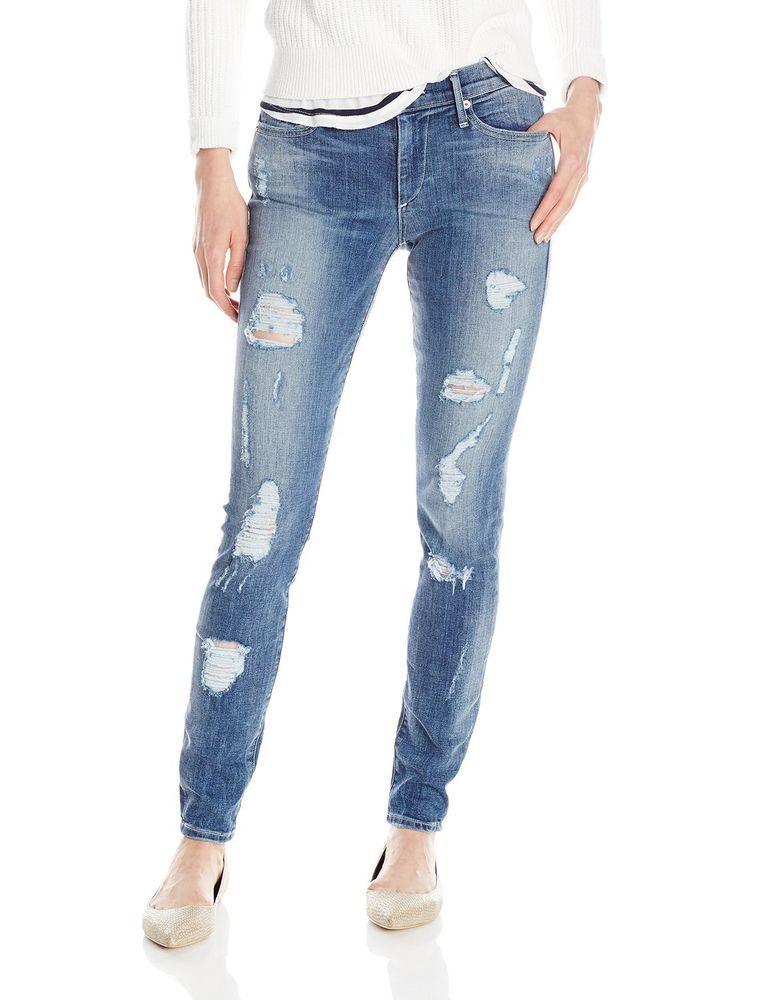 Womens Casey Faible Hauteur Jeans Super Skinny Véritable Religion SRGM5