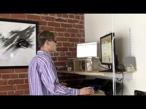 Build A Treadmill Desk Httpinstructablesidtreadmill