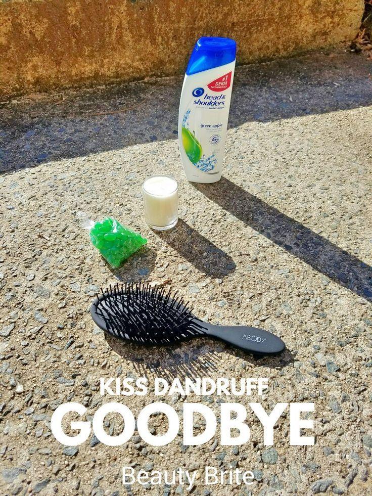 Close Kiss Dandruff Goodbye Edit description Kiss Dandruff Goodbye #ShampooSecret #ad #hair #beauty #bblogger #beautyblogger