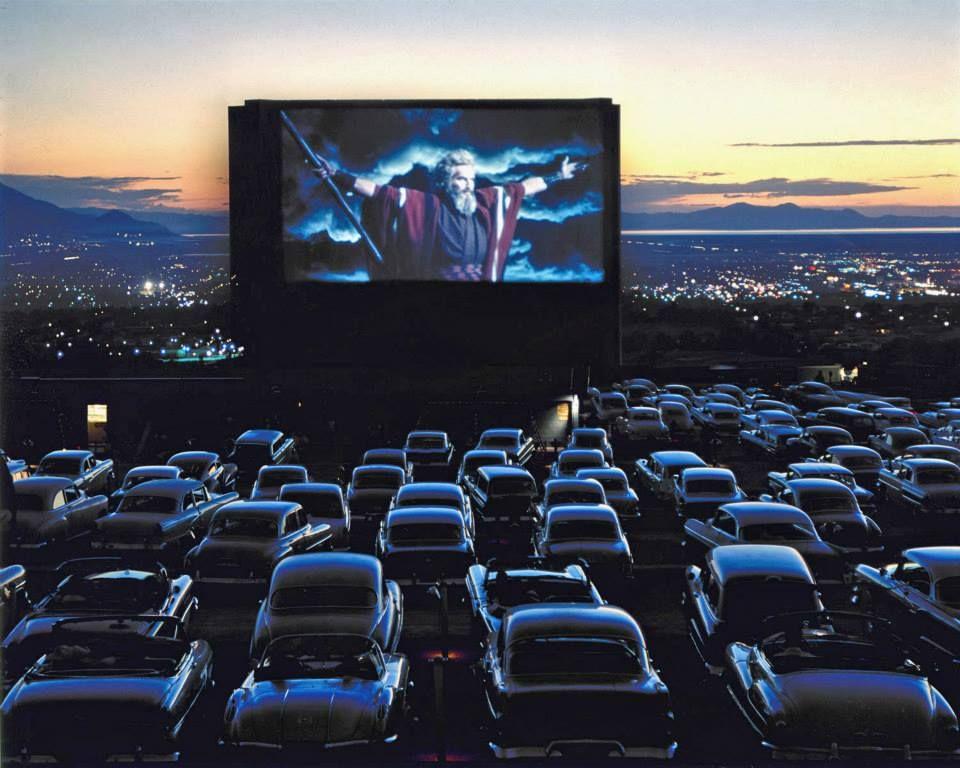 Drive in movies salt lake city utah 1958 drive in