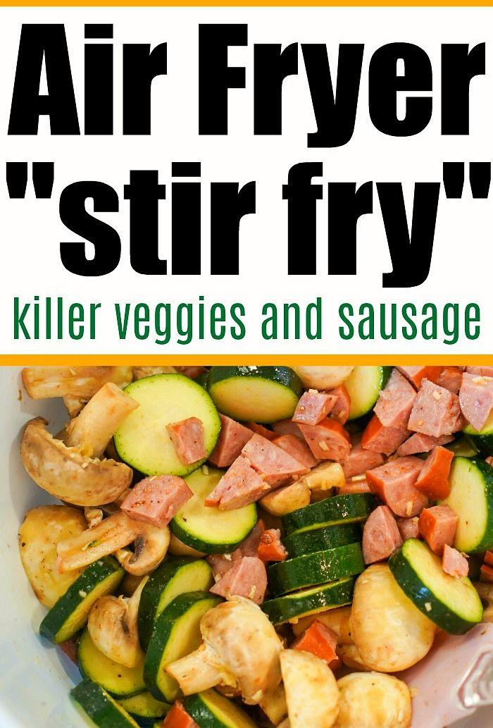 Air Fryer Vegetables in 2020 Air fryer recipes easy