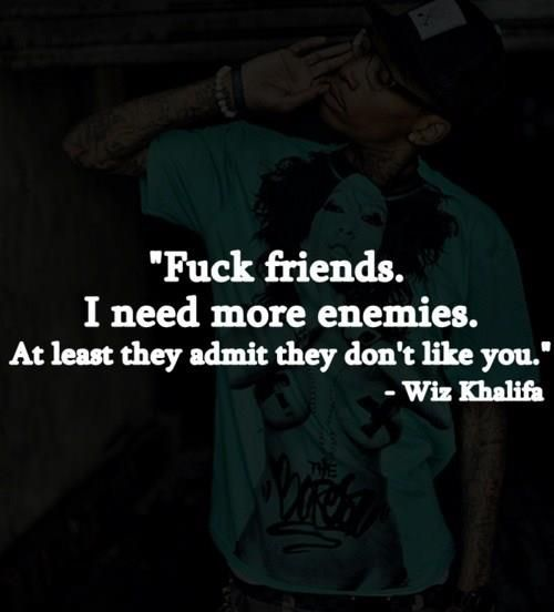 Wiz Khalifa. Hahaha funny