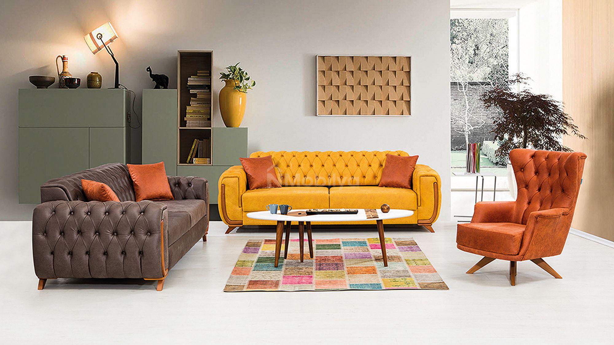 Koltuk Takimlari Home Decor Modern Cozy Living Room Bohemian Style Bedrooms