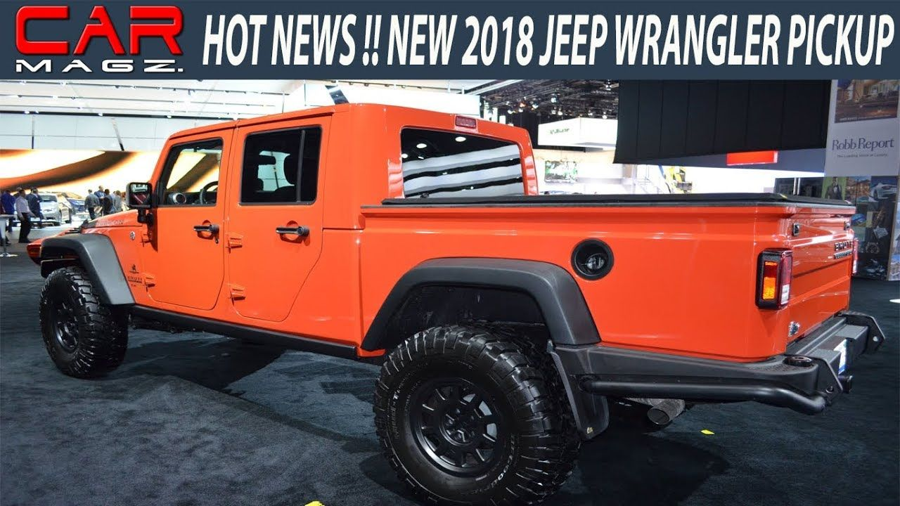 Review 2019 Jeep Rubicon Truck Specs And Images Feels Free To