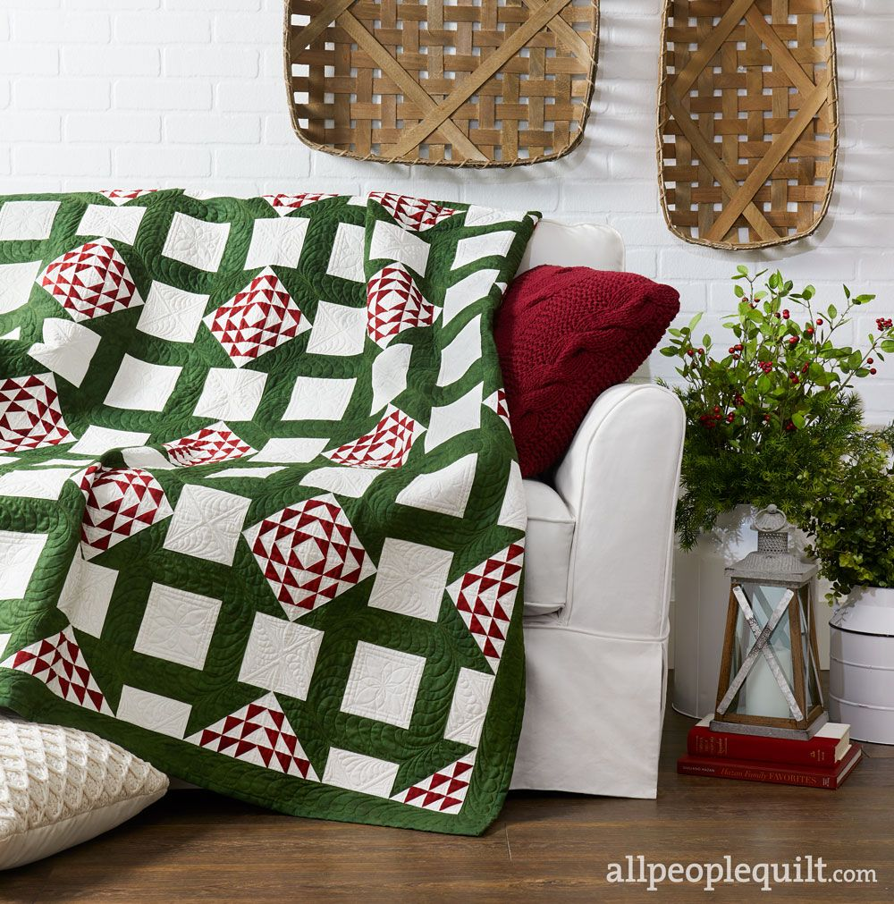 Peddlerus way quilt co holiday and winter sewing projects