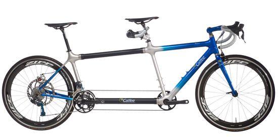 Calfee Di2 Carbon Speed Tandem Tandem Bicycle Tandem Tandem