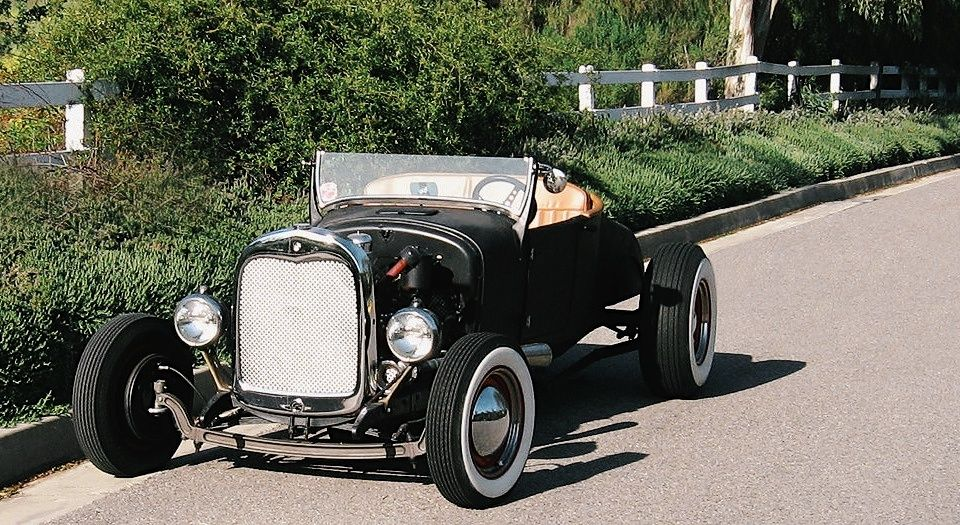 Do you like hot rods? Are you looking for a one, that will be for a ...