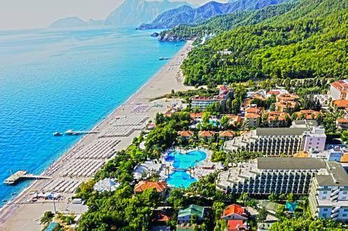 Queen S Park Tekirova Resort Spa Antalya Situated In Tekirova In The Mediterranean Region Turkey Region 5 Km From Three Isla Resort Spa Super Hotel Spa Pool