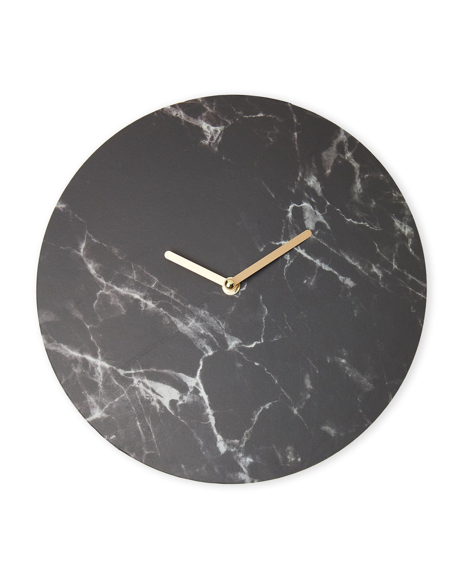 View Larger Image Wall Clock Clock Marble Wall