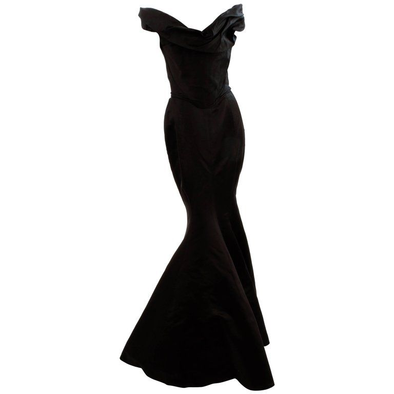 Vivienne Westwood Special Couture Silk