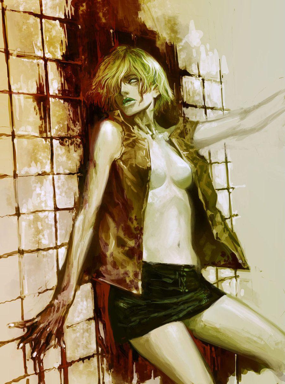 Silent Hill 3 Heather By Masateru Deviantart Com On Deviantart Silent Hill Silent Hill Art Muse Art