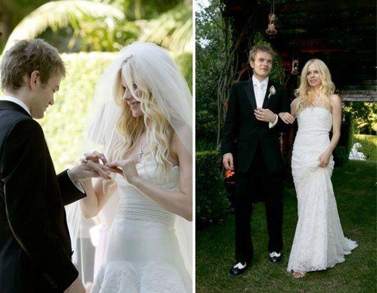 Avril Lavigne & Deryck Whibley | Wedding Ideas | Pinterest | Avril ...