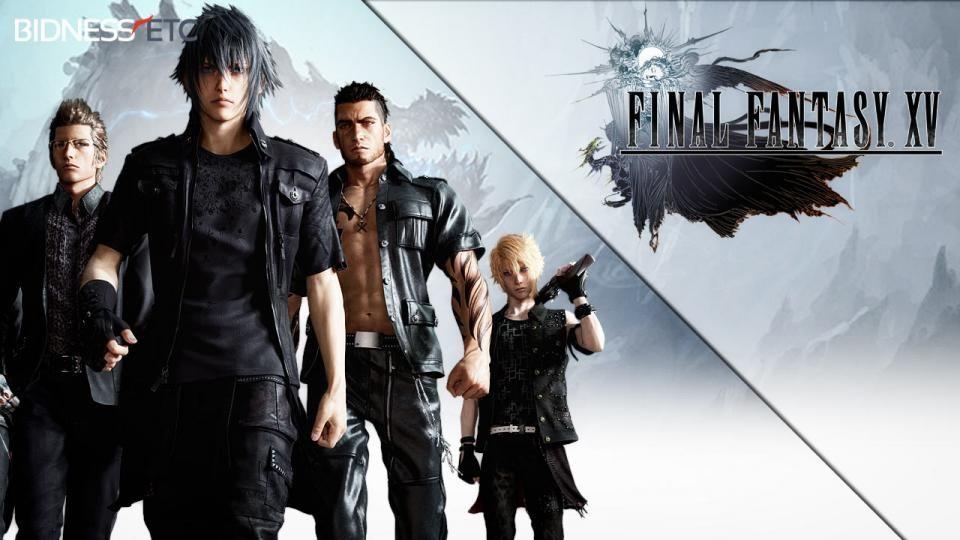 Final Fantasy XV - Penelusuran Google