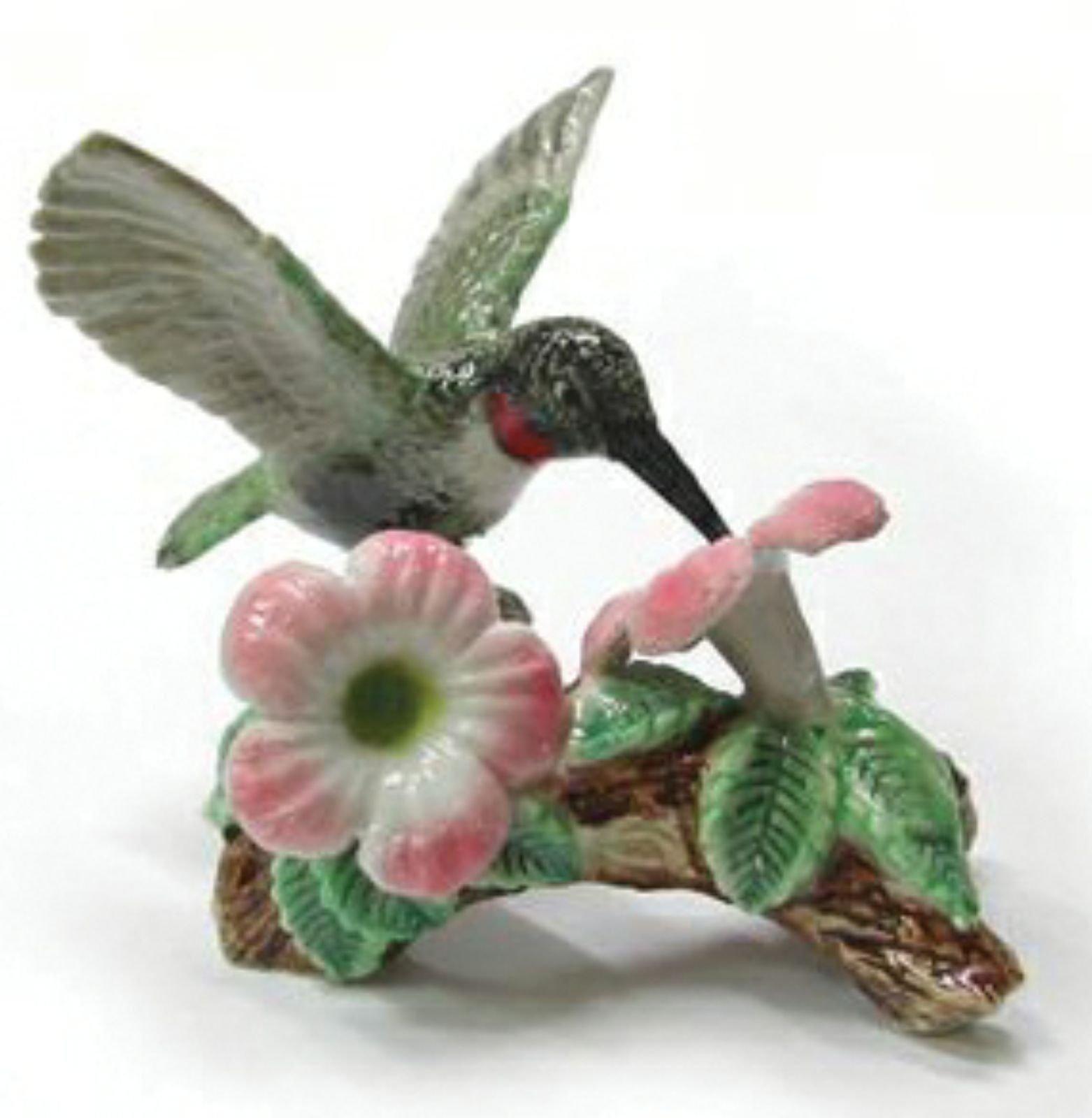 ➸ HAGEN RENAKER Bird Miniature Figurine Hummingbird